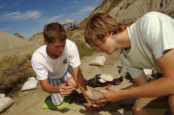 州立恐竜公園、化石発掘.jpg